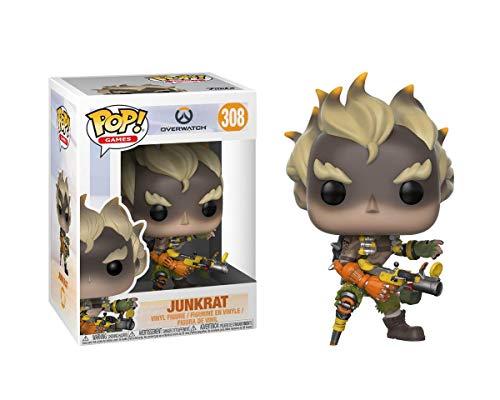 Funko Pop!- Junkrat Figura de Vinilo (29045)