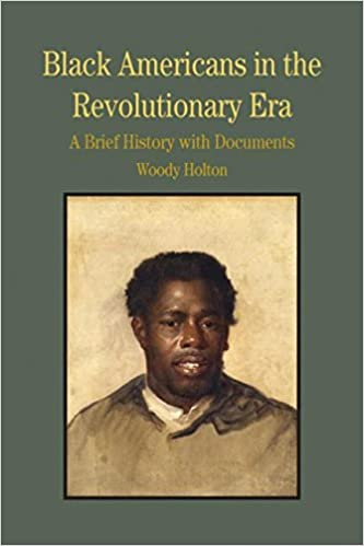 Early African Americans And The Revolution