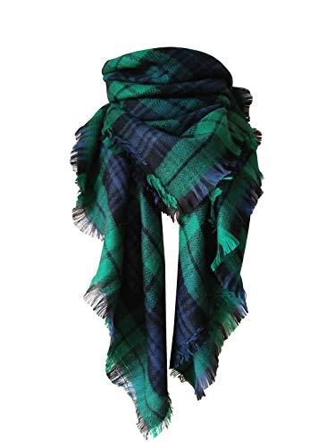 Irish Green Flannel - 7