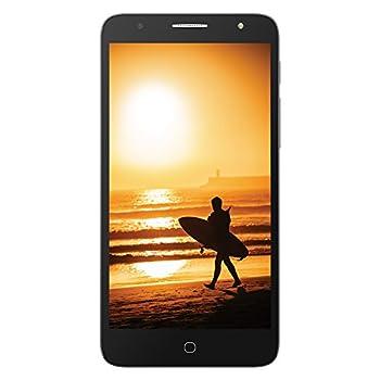 Image of Alcatel Pop 4 Plus Factory Unlocked Phone - 5.5' Screen - 16GB - Metal Silver (U.S. Warranty) Unlocked Cell Phones