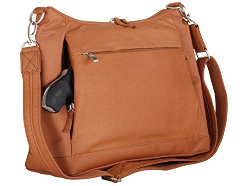 Gun Toten Mamas Concealed Carry Large Hobo Handbag by Green Supply
