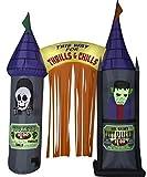 Inflatable Halloween Haunted House