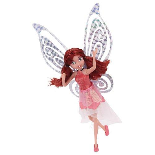 Flit-n-Flutter 4.5 inch Fairy Figure - Tinker Bell