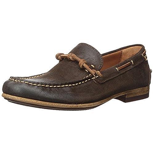 FRYE Men's Henry Knotted Boat Shoe