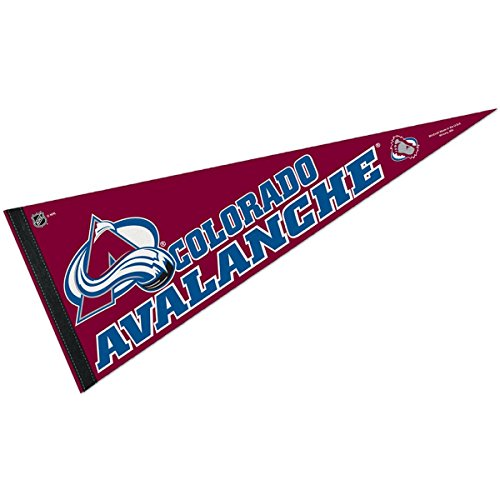 - WinCraft Colorado Avalanche Pennant and 12