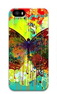 Abstract Butterfly iphone 6 4.7 Hard Protective 3D Case by Lilyshouse