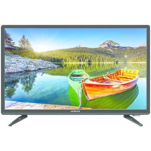 Hitachi 22E30 Class FHD 1080p LED HDTV with Remote, 22 inches