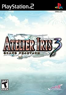 Atelier Iris 3 - PlayStation 2