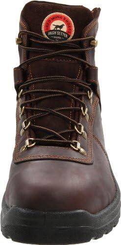 Irish Setter Mens Ely 83608 6 Steel Toe Work Boot Irish Setter Footwear 83608-M