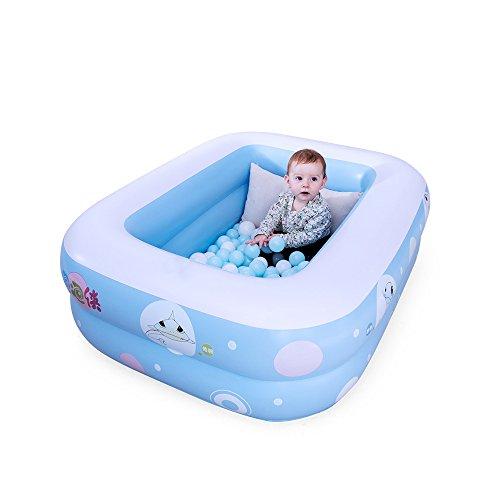 Pixco Swim Center Inflatable Baby pool baby swimming pool...