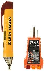 KLEIN TOOLS NCVT2KIT Basic Voltage Test Kit