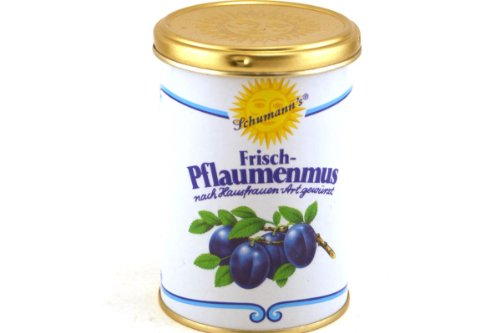 Frisch-pflaumenmus (Plum Jam) - 16oz (Pack of 1)