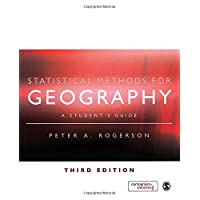 Statistical Methods for Geography: A Student's Guide