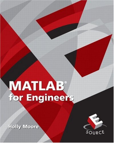 MATLAB for Engineers ISBN-13 9780131872448