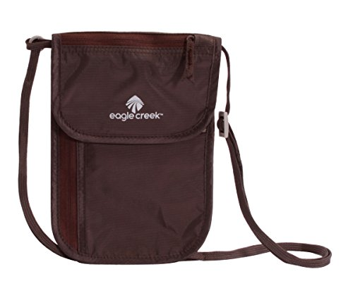 (EAGLE CREEK TRAVEL GEAR Undercover Neck Wallet Deluxe,)