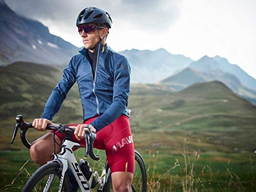 2020 Mavic Pro team Cycling bib shorts race lightweight bib pant for long time ride bicycle bottom Ropa Ciclismo bike PANTS L black