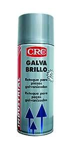Crc Industries Iberia 104202004 - Galvanizador prot bri. 400 ml en frio s/r crc