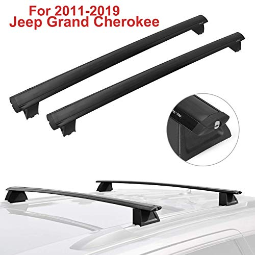 ALAVENTE Roof Rack Cross Bars for Jeep Grand Cherokee 2011-2019, OE Style Crossbar Luggage Rack Roof Rails