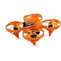 DYS Shark Mako 100mm Micro FPV Drone Brushless - Orange (BNF Frsky Version)