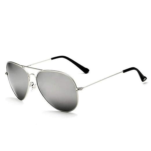 Yangjing-hl Marca Unisex Diseñador clásico para Hombre Gafas de ...