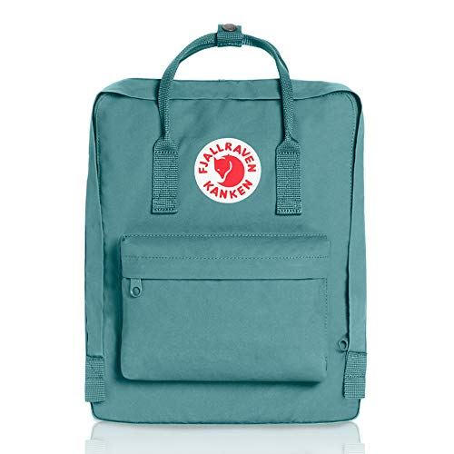 (Fjallraven - Kanken Classic Pack, Heritage and Responsibility Since 1960, One Size,Frost Green)