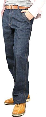 メンズ カジュアルパンツ ゆったり ストレッチ ジーンズ 914302