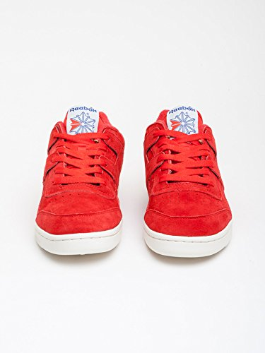 Reebok - Zapatillas para hombre rojo rojo