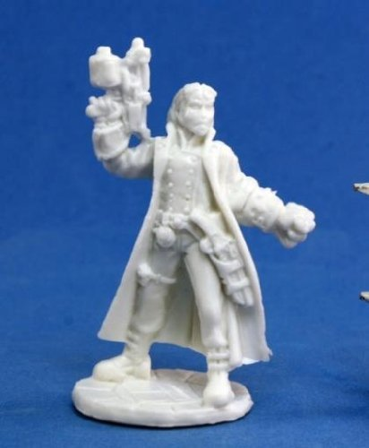 Reaper Miniatures 80005 Bones - Chrono Andre Durand by Reaper