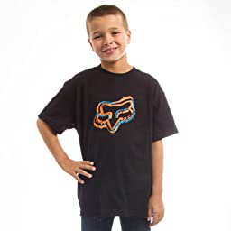 Fox Racing Youth Lineage T-Shirt - Large/Black