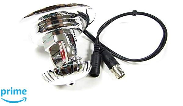 Cablematic - Cámara Vídeo CCD (Camuflada en Sprinkler): Amazon.es: Electrónica