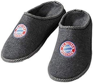 FC Bayern München Filz-Pantoffeln Hausschuhe