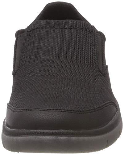 Mesh Clarks Uomo Black Step Infilare Sneaker Tunsil Nero wnHfq1gZ
