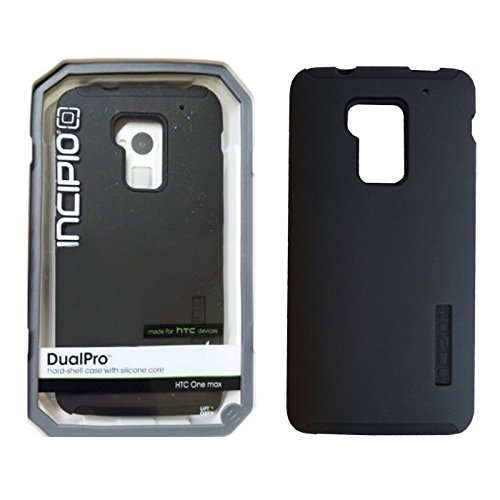 dualpro hard-shell case with silicone core HT-394-BLK-V ()