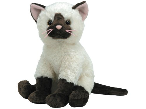 TY Beanie Baby - ORIENT the Siamese Cat