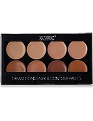 City Color Cosmetics Cream Concealer and Contour Palette
