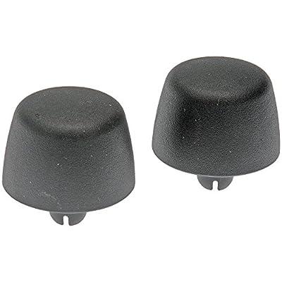 Dorman 45363 Hood Stop Support, 2 Pack: Automotive