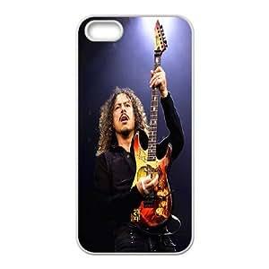 Fashionable Creative Metallica Cover case For iPhone 5, 5S VT8E93169