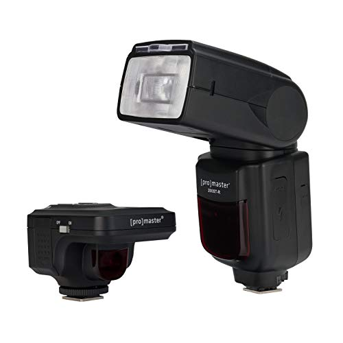 ProMaster 200ST-R and ST1C Speedlight Kit for Nikon