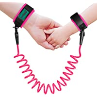 Brillante Anti-Lost Wrist Link Child Safety Wristband in several colors