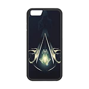 Generic Case Assassin's Creed For iPhone 6 4.7 Inch G7F0553286