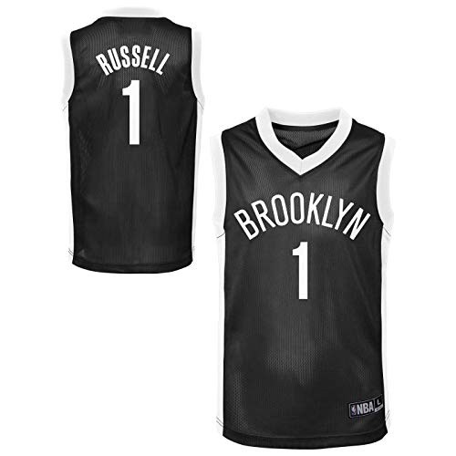 4fbbfaa2f Outerstuff NBA Toddler Team Color Player Name   Number Replica Road Jersey  (4T
