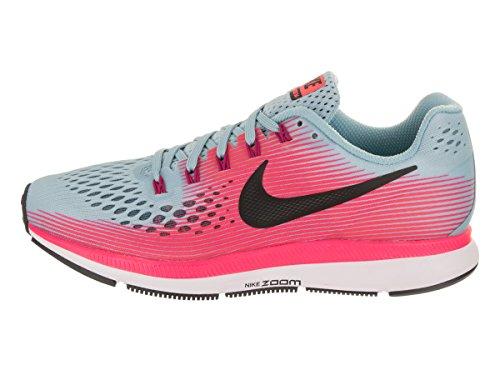 Nike W Air Chaussures Zoom Pegasus 34 W Chaussures Air de Running Femme Multicolore 0b9ec5