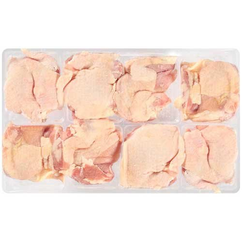 Tyson Uncooked Boneless Chicken Thighs, 20 Pound -- 1 each. by Tyson