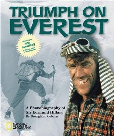 Download Triumph on Everest: A Photobiography of Sir Edmund Hillary [Paperback] [2003] First Edition Ed. Broughton Coburn pdf