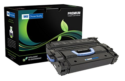 MSE Model MSE02214314 Premium High Yield MICR Black Toner Cartridge Compatible with HP Laserjet 9000, 9000DN, 9000HNF, 9000HNS, 9000LMFP, 9000MFP, 9000MFS, 9000N, 9040, 9040DN Printers