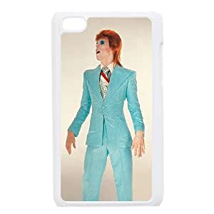 David Bowie iPod Touch 4 Case White Fantistics gift A_071648