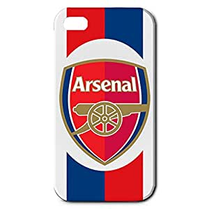 Unique Design FC Arsenal Football Club Phone Case Cover For Iphone 4 3D Plastic Phone Case