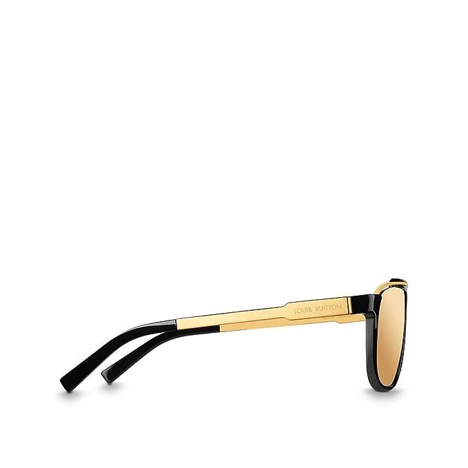 Amazon.com: Louis Vuitton Mascot Sunglasses Z0936E: Clothing