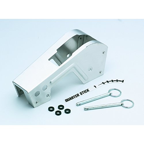 - Hurst 1300041 Aluminum Cover Kit for Quarter Stick