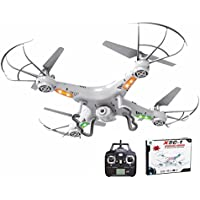 Syma Toys X5C-1 Explorers 4 CH Remote Control RC Quadcopter New Upgraded Version